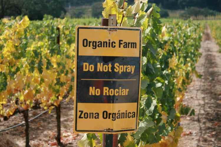 Farm smart, grow organic