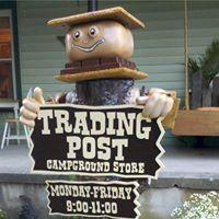 Free-Standing Dimensional sign for Knoebels Amusement Park, Pennsylvania
