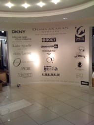 Showroom Installation