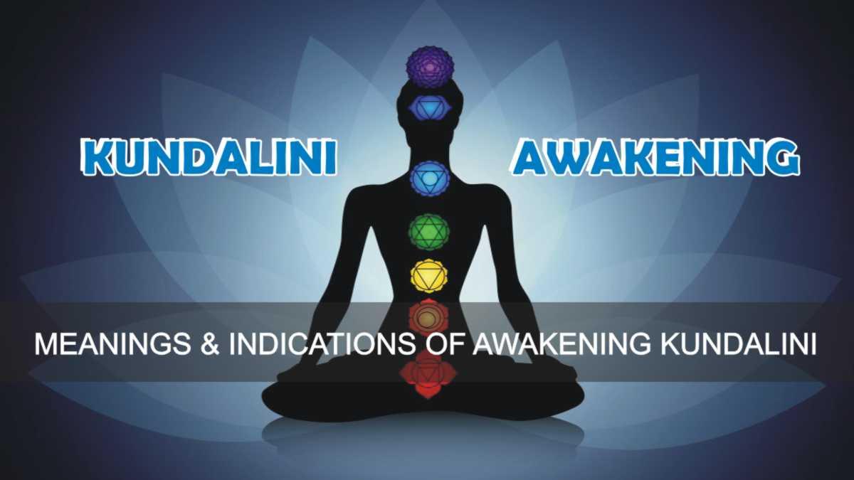what is kundalini awakening signs