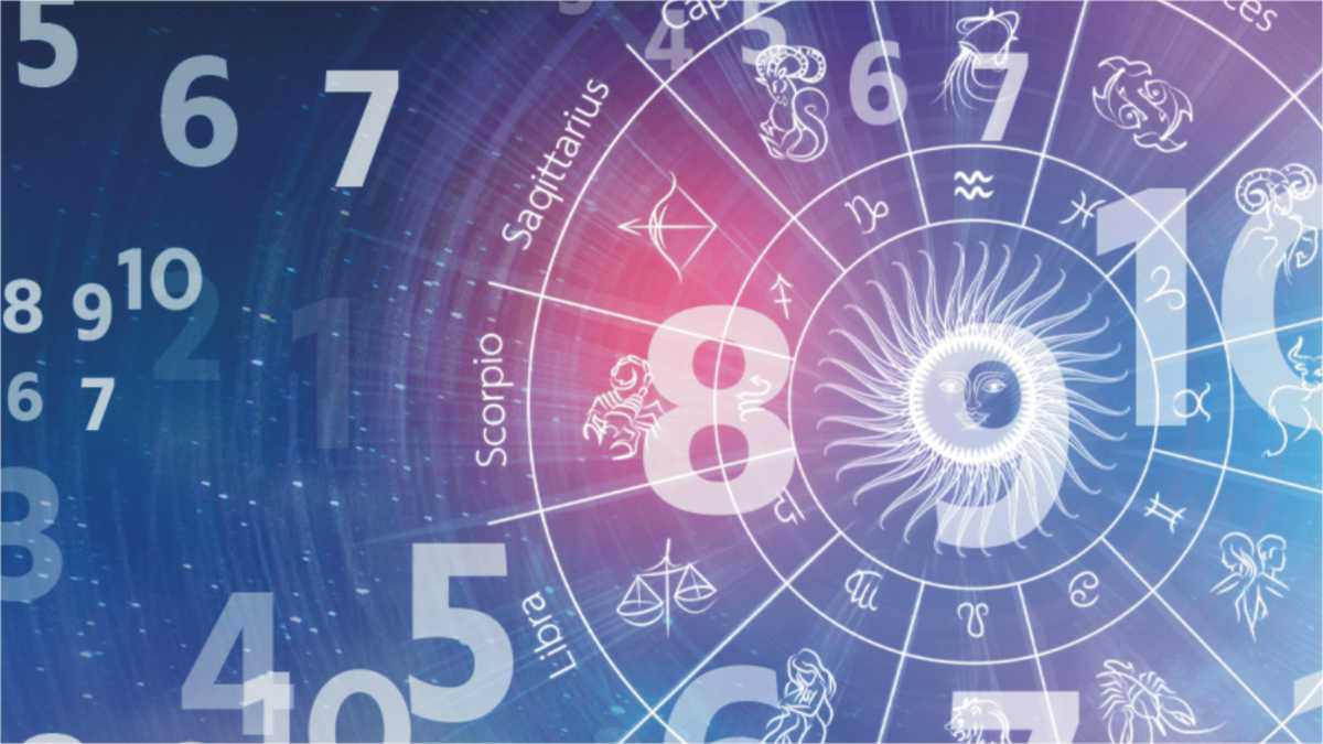 numerology report -- number meanings