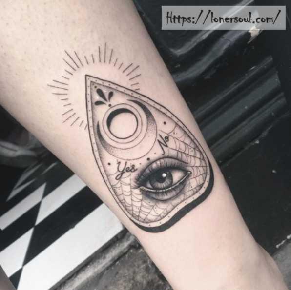 planchette-ouija-board-spiritual-tattoo-eye