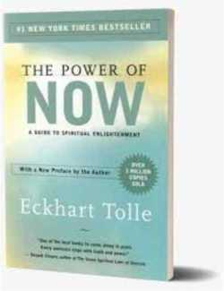 The Power of Now -- book about spirituality