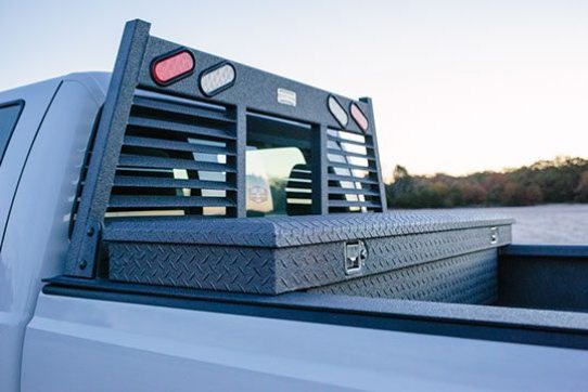 Truck boxes, Bumper and Grille Guards