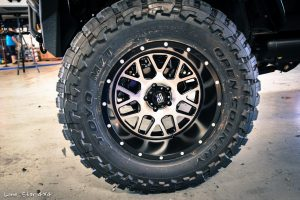 Custom Jeep Wrangler Hemi Conversion Toyo Open Country Tires