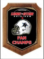 Texas high school football fan championship