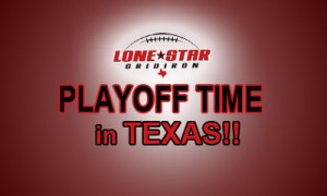 Playoff time in Texas!!!