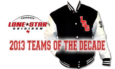 Texas High School Football Teams of the Decade