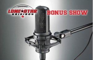 Texas high school football radio show podcast