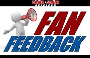 Texas high school football fan feedback - Lone Star Gridiron