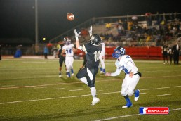 Richland Springs vs Crowell