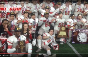 2016 Class 2A DII State Champions Bremond Tigers