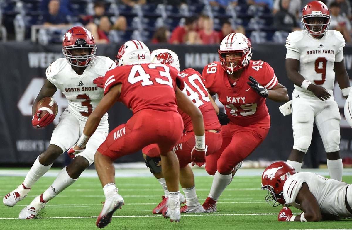 Image result for galena park north shore vs Katy playoffs
