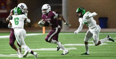 Cuero vs Silsbee 2018 semifinal playoffs