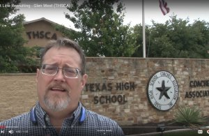 Chris Doelle, Texas High School Coaches Association