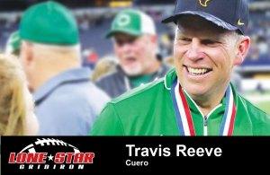 travis reeve - cuero gobblers high school football
