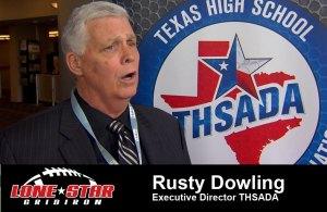 Texas High School Athletic Directors Association - Rusty Dowling