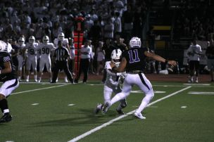 Vandegrift vs Round Rock Cedar Ridge 2019 Steve Thomas