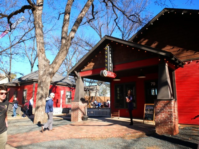 Banger's Austin Texas, Banger's Beer Garden, Banger's Rainey Street, Banger's