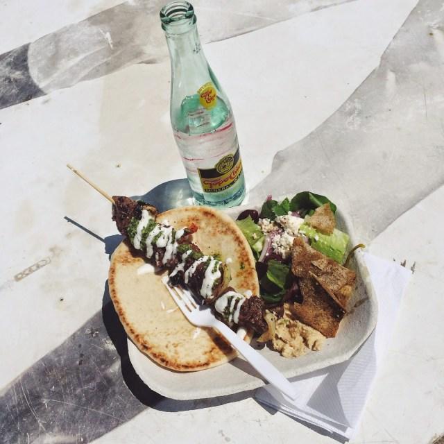 Food Shark, Marfa TX