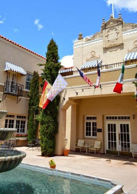 Hotel Paisano, Marfa TX