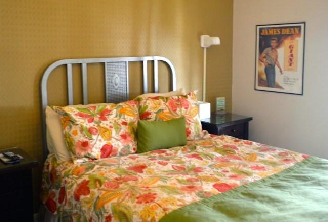 Hotel Paisano, James Dean Room, Marfa TX