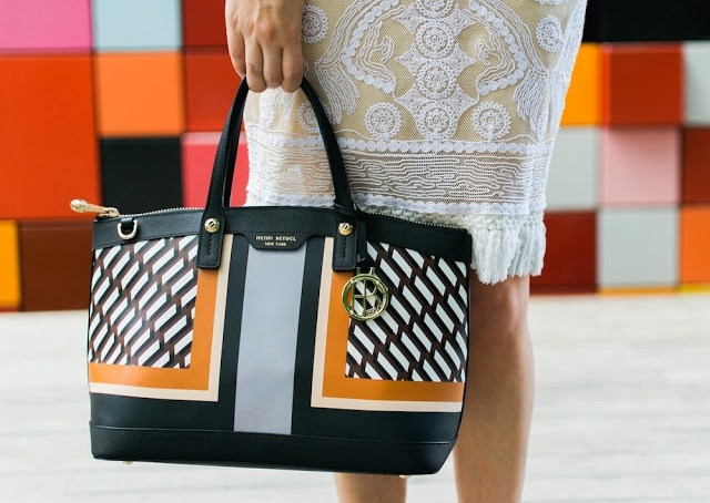 Henri Bendel West 57th Satchel, Henri Bendel Satchel, Henri Bendel West 57th Graphic Sport Satchel, Henri Bendel Striped Purse, Henri Bendel Black Purse, Henri Bendel Black and Orange purse, Ugg Char Mar Wedges