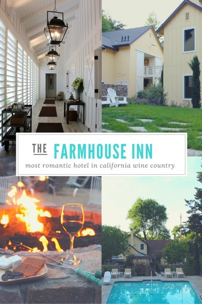 farmhouse inn hotel review, farmhouse inn sonoma, farmhouse inn california, farmhouse inn review