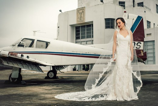 whittington-bridal-1940-airplane-museum-weddingdress