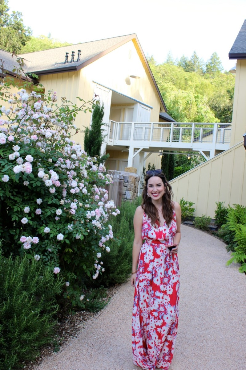 Frolicking at Farmhouse Inn