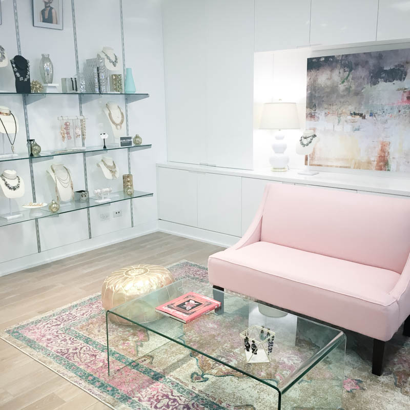 A visit to the BaubleBar offices in New York City.