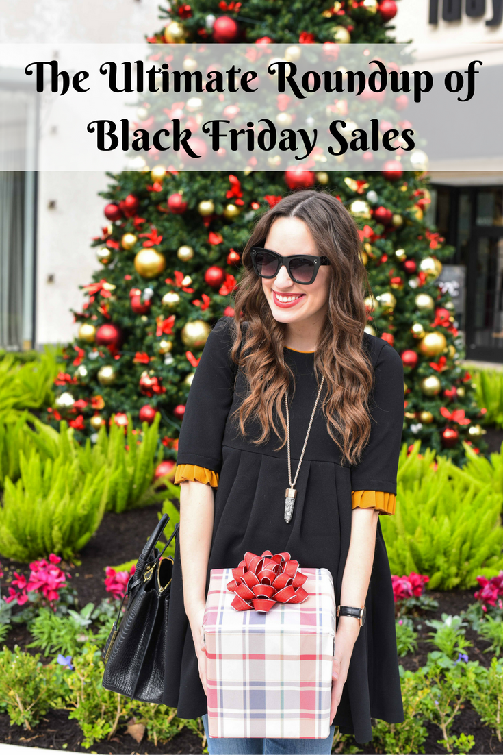 the best fashion sales for black friday 2016