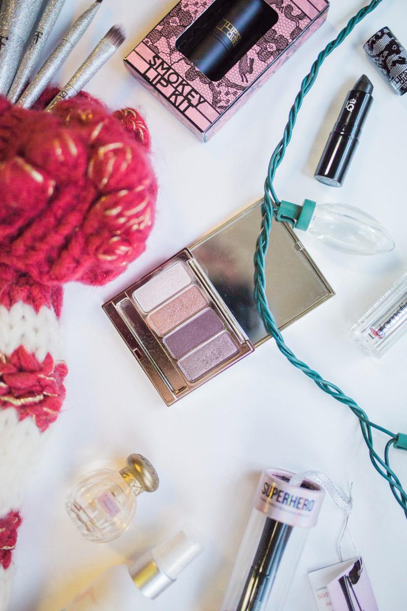 Holiday Beauty Stocking Stuffer Ideas.