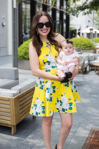 Houston mom blogger: Southern mother daughter style in Draper James for Mother's Day