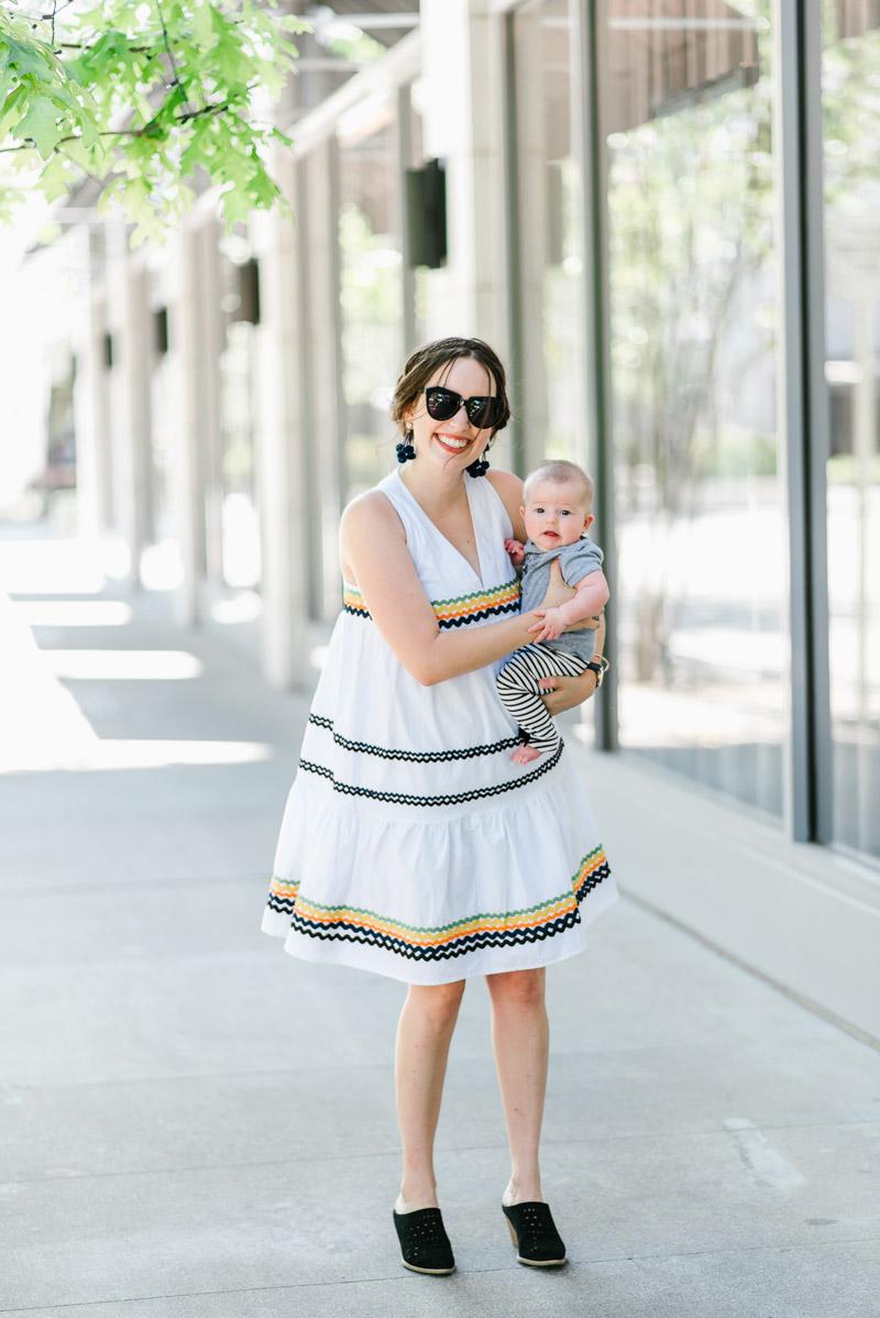 Houston life & style blogger Alice Kerley shares her thoughts on motherhood.