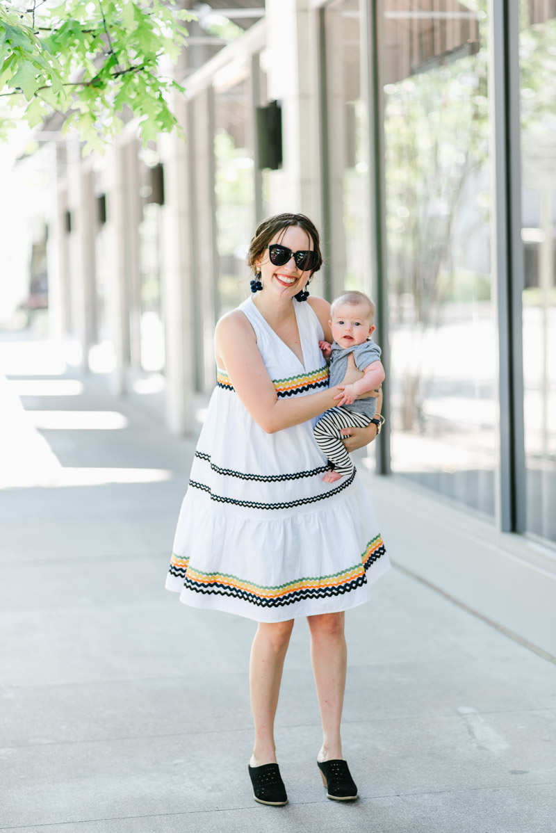 Houston life & style blogger Alice Kerley shares her thoughts on motherhood.