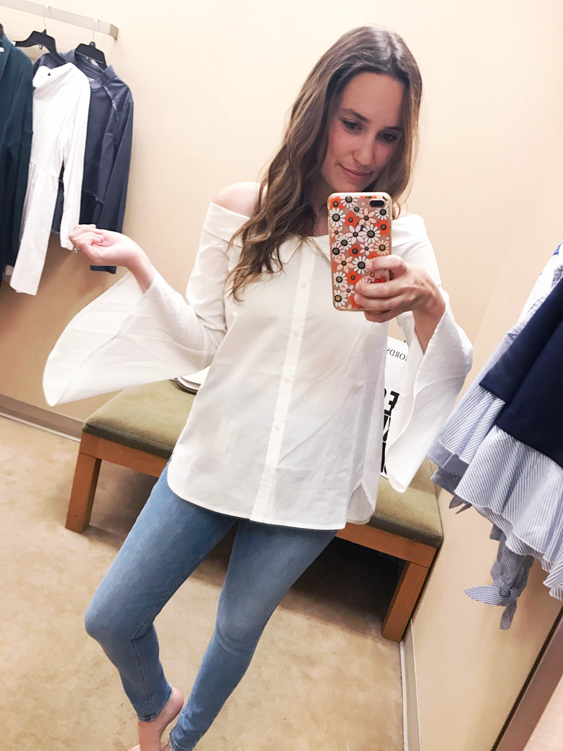 Nordstrom Anniversary Sale 2017 Dressing Room Diary Try Ons