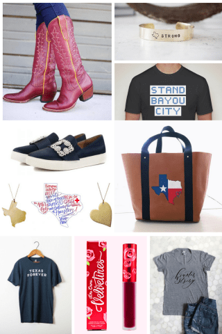 All the different ways to shop small to donate BIG to hurricane Harvey relief.