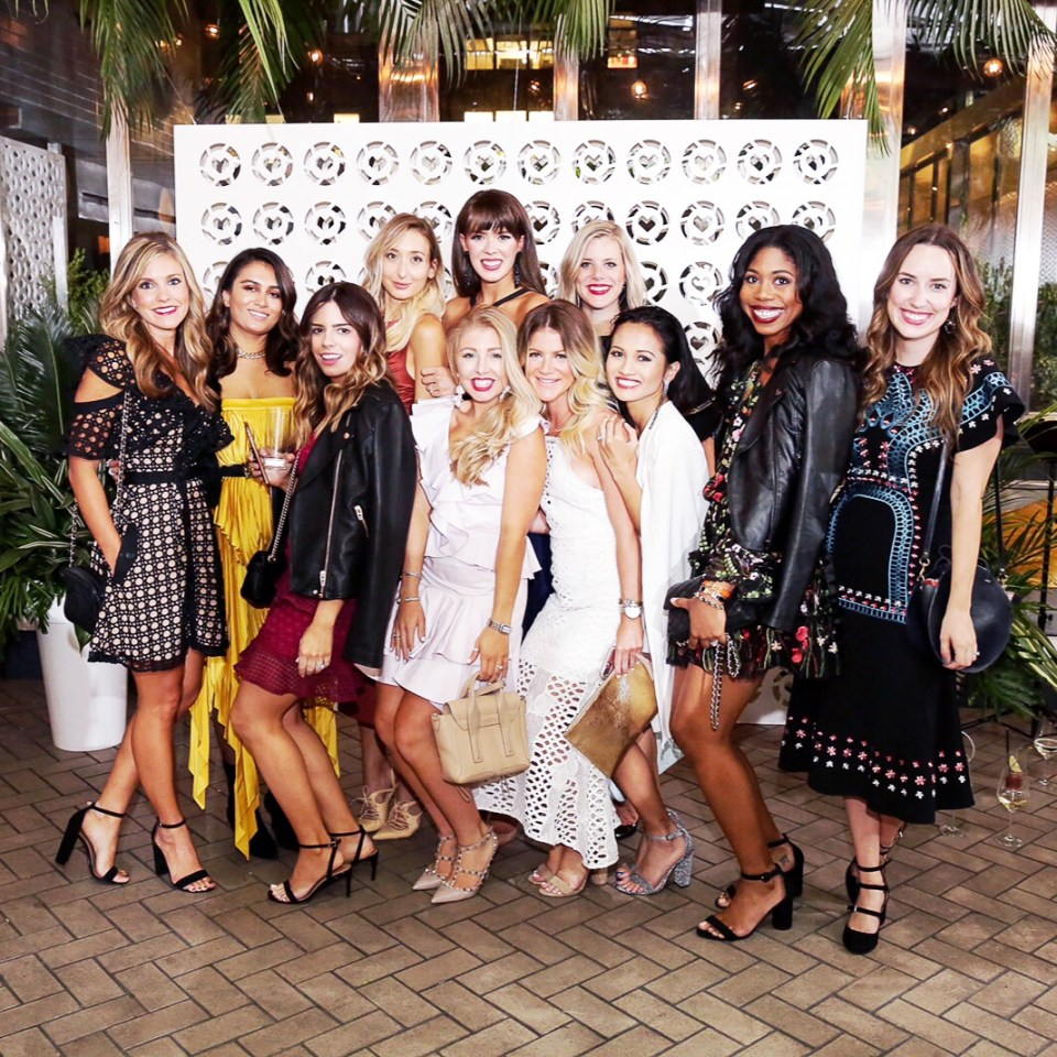 Houston bloggers attend New York Fashion week with rewardStyle and LIKEtoKNOW.it