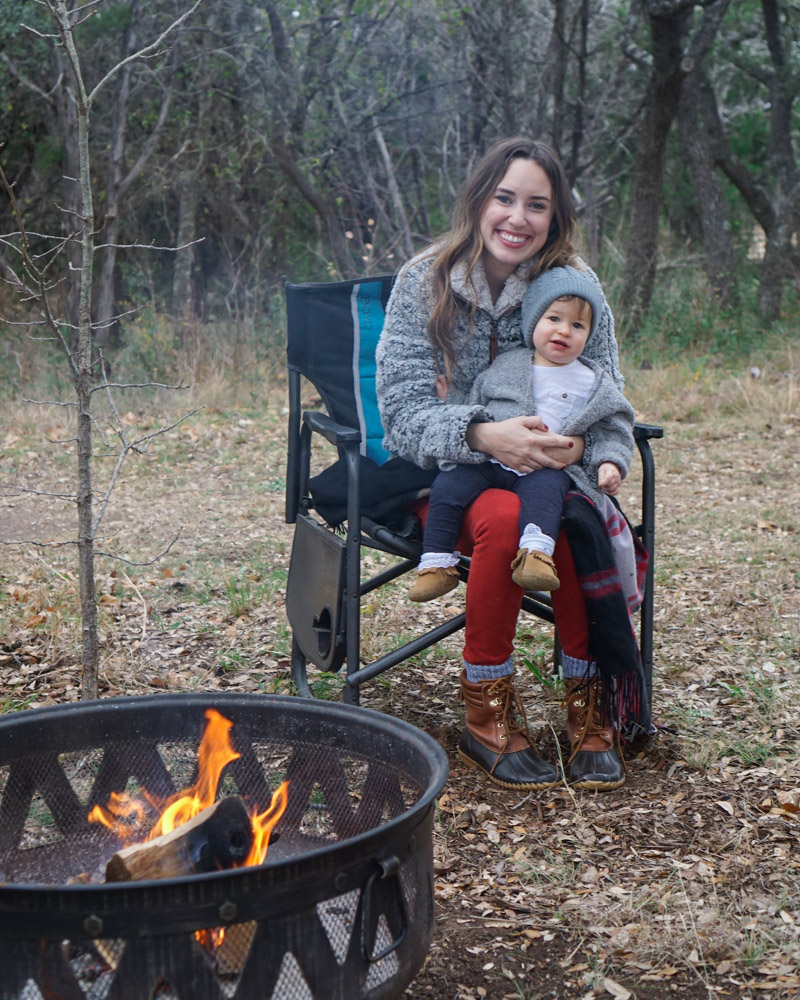 Glamping in Texas Hill Country