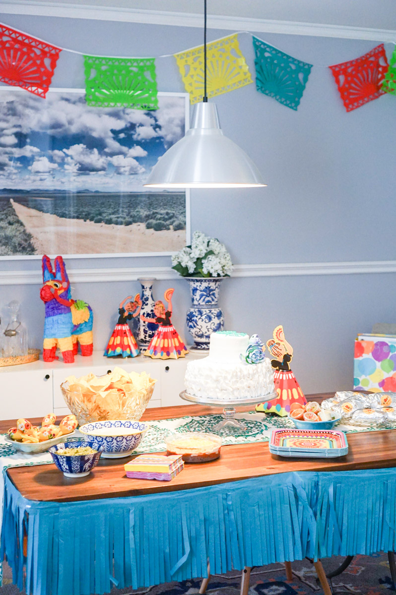 A Fiesta First Birthday Party Lone Star Looking Glass