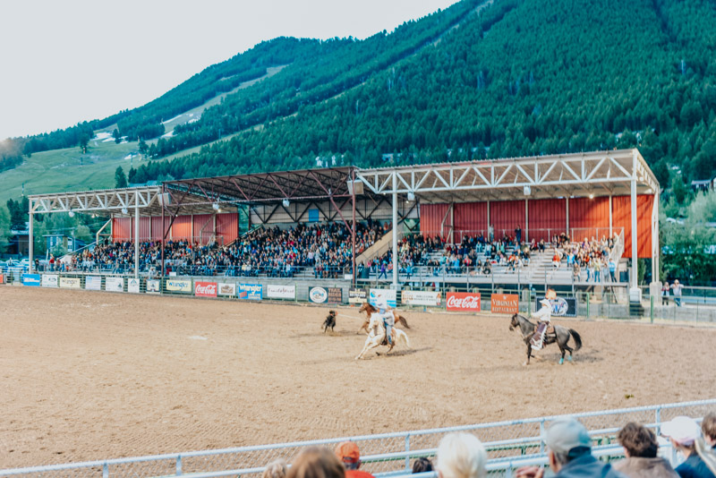 Jackson, Wyoming Travel Guide - What to do: Attend the Jackson Rodeo