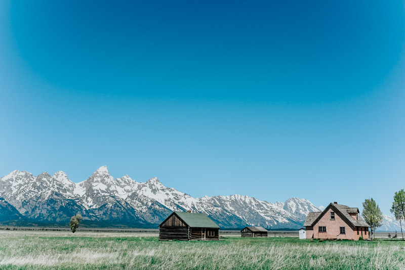 Jackson, Wyoming Travel Guide - What to do: Explore the Grand Tetons