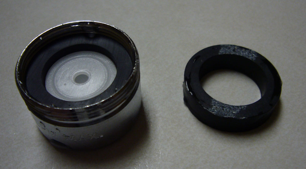 How To Reassemble Your Faucet S Aerator The Lone Sysadmin