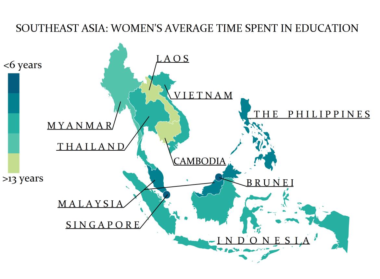 Progress: Women's Education in Southeast Asia