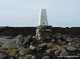 The Edge trig point