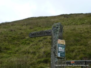 ... and onto the Dales Way