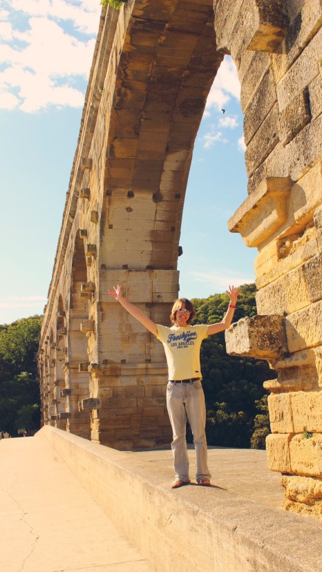 Point du Gard, France