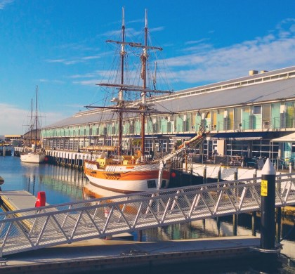 Hotel Review: Somerset on the Pier, Hobart, Tasmania