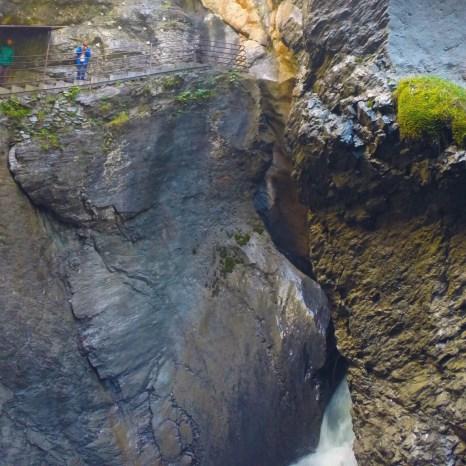 Trümmerbach Falls, Lauterbrunnen, Switzerland